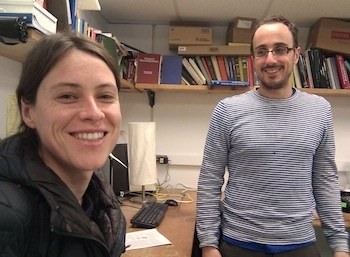 Gemma Huguet interviewed in 'Apuntes Científicos desde el MIT'